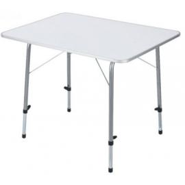 Картинка Складной стол TREK PLANET Picnic 120 с телескопическими ножками White (70662)
