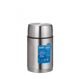 Термос Biostal Авто NRP-800 0,8л (широкое горло,суповой, с термочехлом)