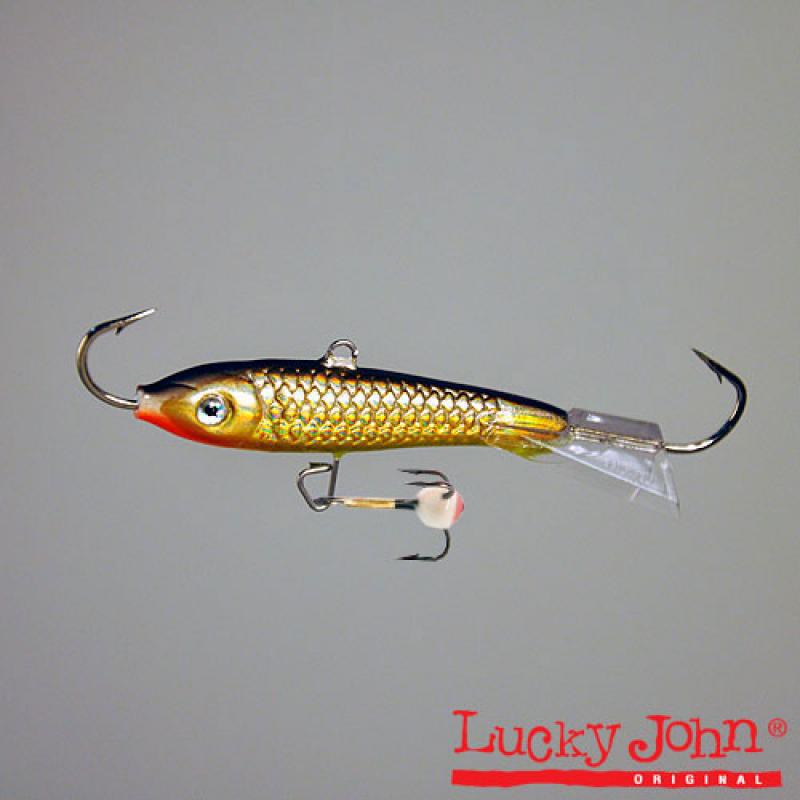 картинка Балансир Lucky John Classic 3 + тр. 30мм/04H Блистер