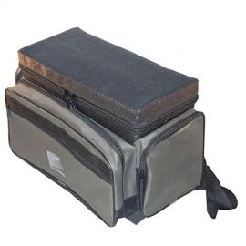 Картинка Ящик-сумка-рюкзак рыболовный зимний пенопласт H-1Lux
