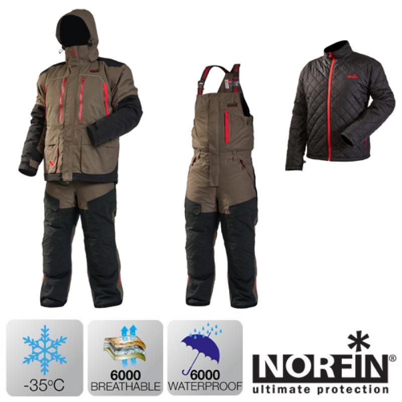 Kостюм Зимний Norfin Extreme 4 01 Р.s