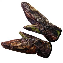 Картинка Варежки камуфлированные флисовые мембрана