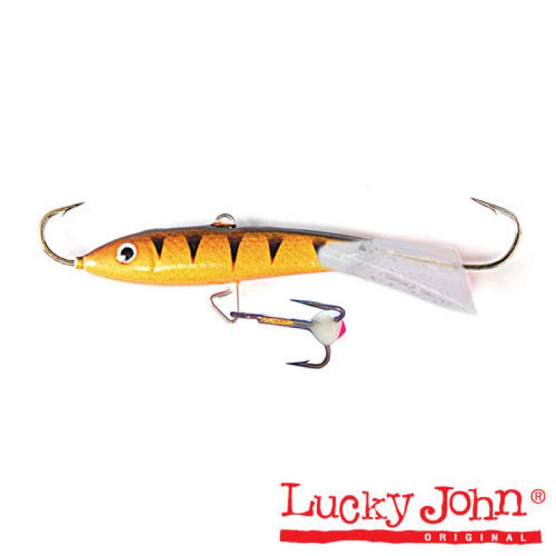 картинка Балансир Lucky John Classic 6 + тр. 60мм/43 блистер