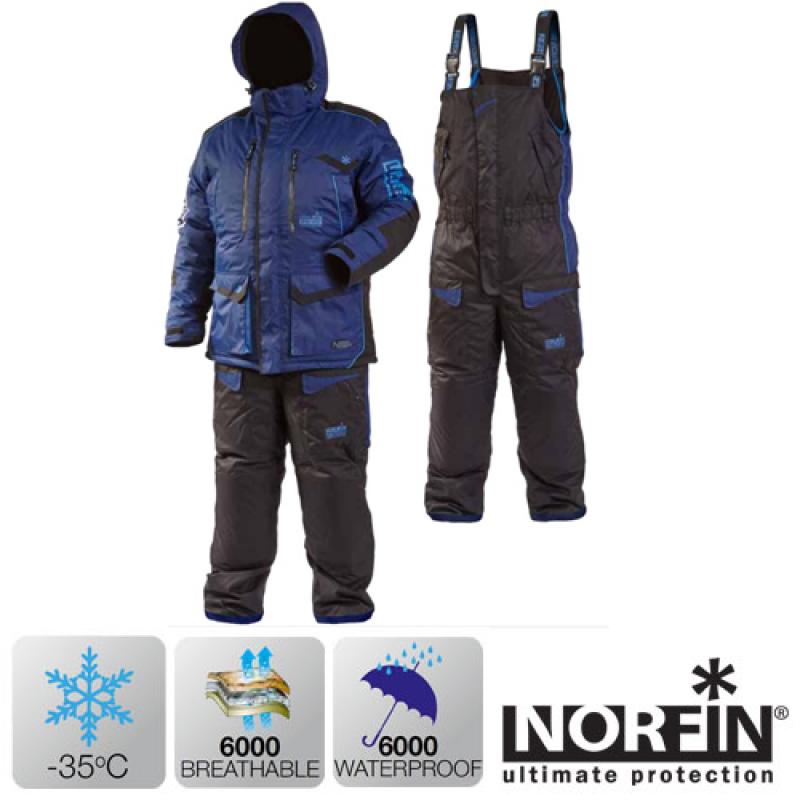 Kостюм Зимний Norfin Discovery Le Blue 05 Р.xxl