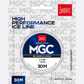 Картинка Леска монофильная зимняя Lucky John MGC 30м