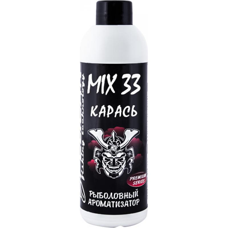 Ароматизатор PELICAN MIX 33 КАРАСЬ 200 мл. Ванильно-Пряный