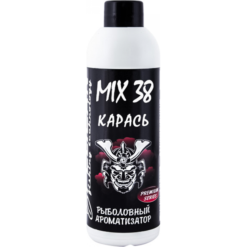 Ароматизатор PELICAN MIX 38 КАРАСЬ 200 мл. Пряности + Фрукты