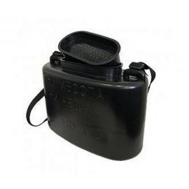 Картинка Кан живцовый черный 10 литров Helios