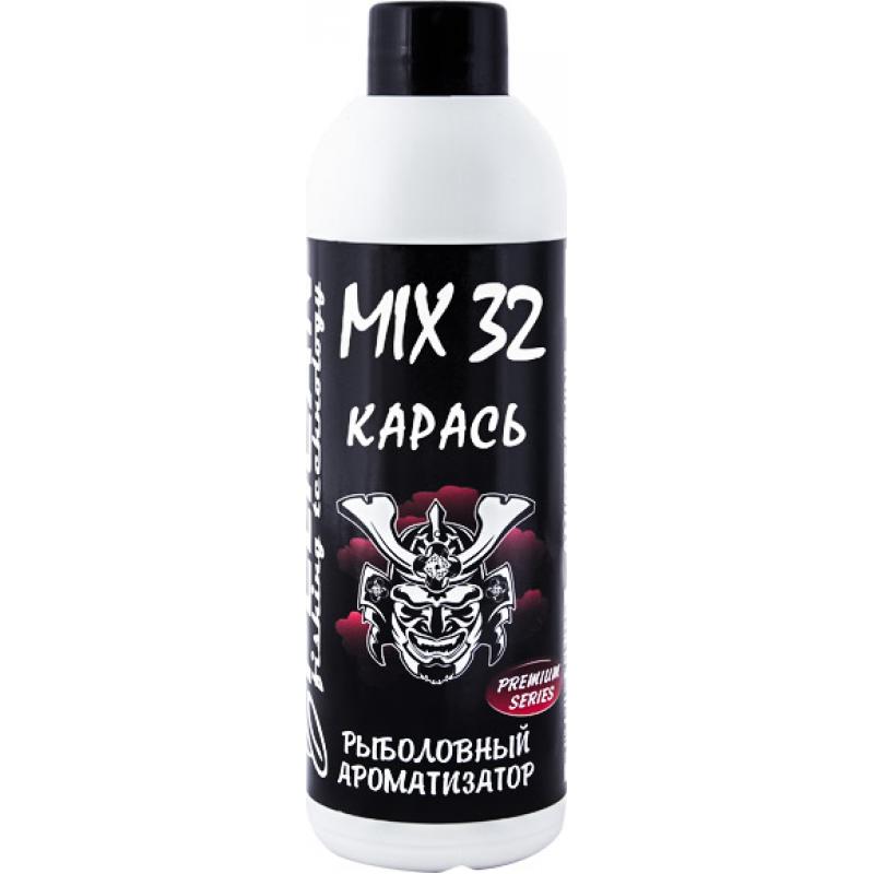 Ароматизатор PELICAN MIX 32 КАРАСЬ 200 мл. Чеснок-Ваниль