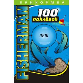 Прикормка FISHERMAN Лещ 900 г.