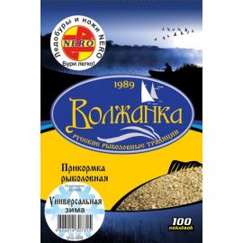 Картинка Прикормка ВОЛЖАНКА Зима - УНИВЕРСАЛЬНАЯ 1000 г.