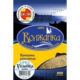 Картинка Прикормка ВОЛЖАНКА Зима - УКЛЕЙКА 1000 г.
