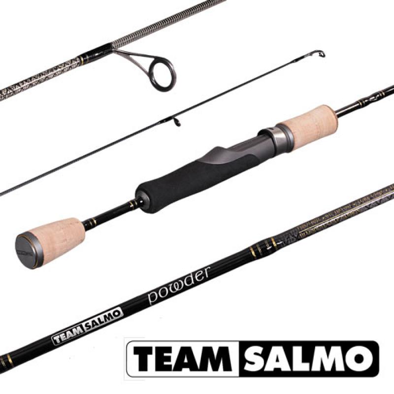 картинка Спиннинг Team Salmo POWDER 8 6.50