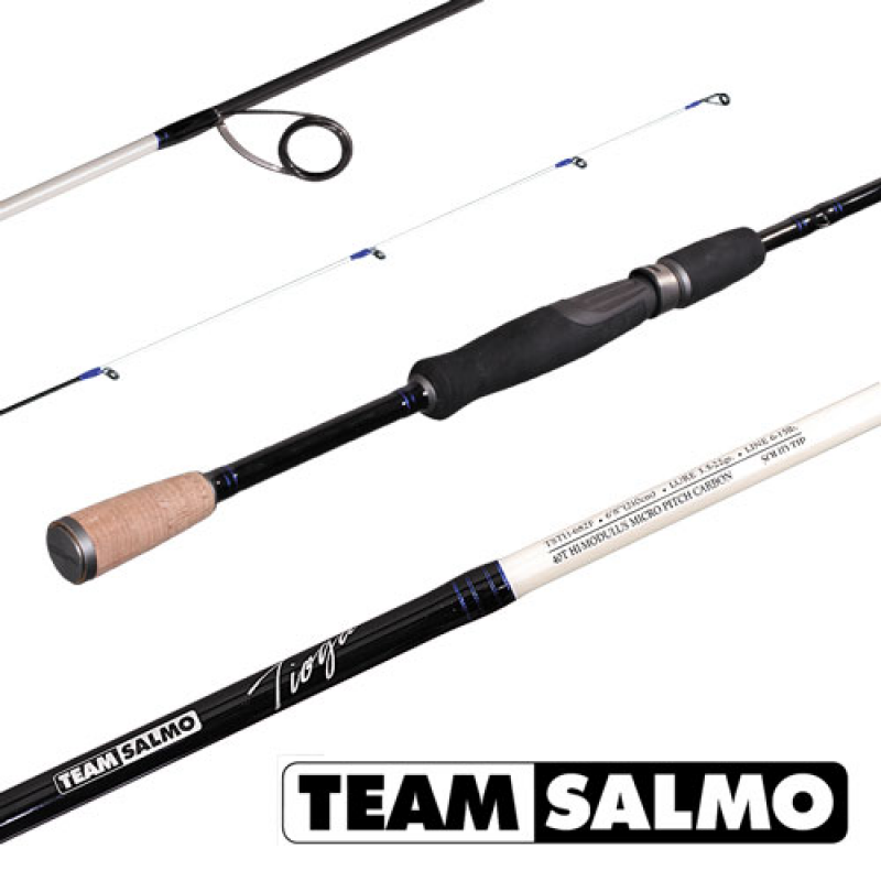 картинка Спиннинг Team Salmo TIOGA 22 6.80