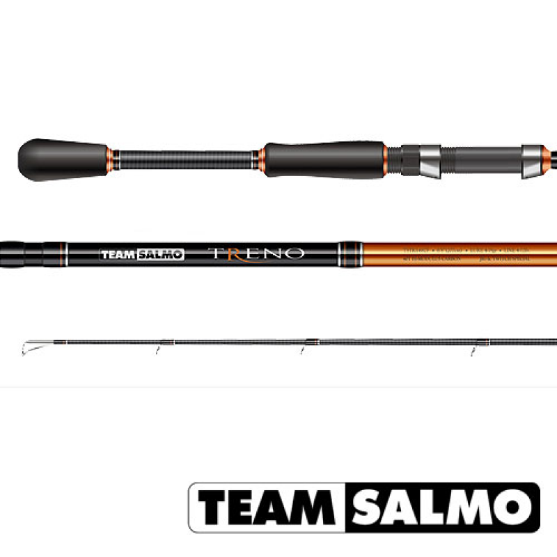 картинка Спиннинг Team Salmo TRENO 24 6.82