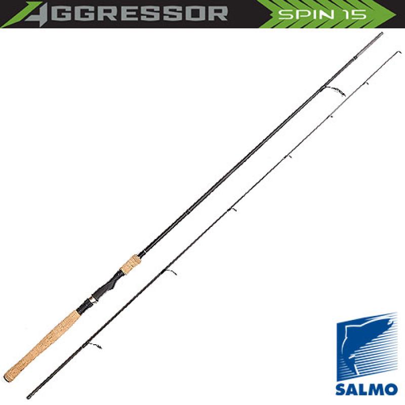 картинка Спиннинг Salmo Aggressor SPIN 15 2.40