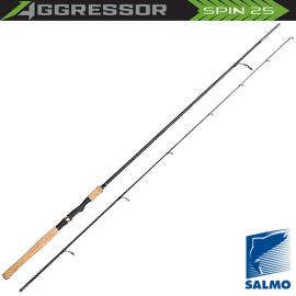 Картинка Спиннинг Salmo Aggressor SPIN 25  2.70