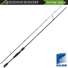 Картинка Спиннинг Salmo Aggressor SPIN 35 2.40