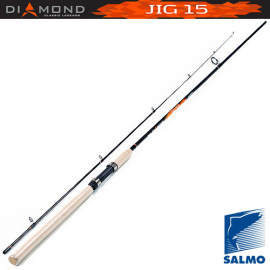 Картинка Спиннинг Salmo Diamond JIG 15 2.34