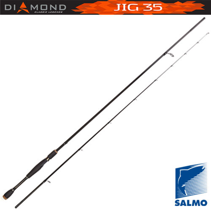 картинка Спиннинг Salmo Diamond JIG 35 2.70