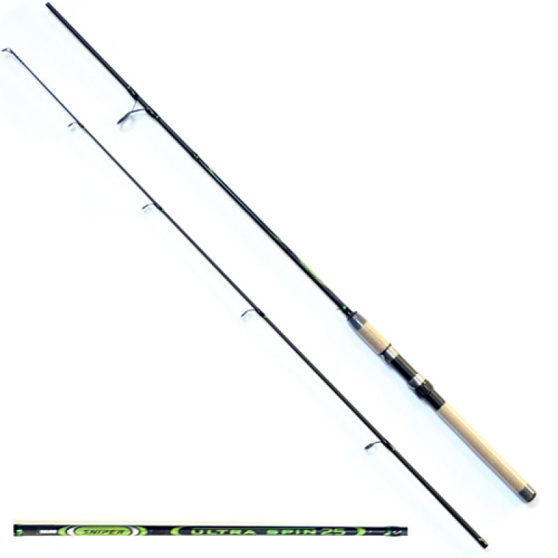 Спиннинг Salmo Sniper ULTRA SPIN 25 1.80