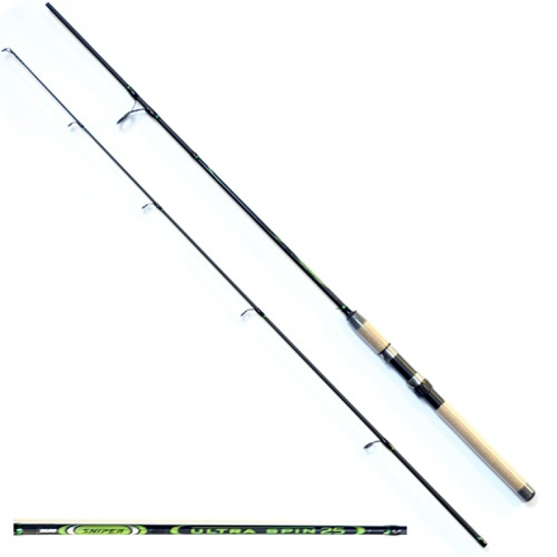 Спиннинг Salmo Sniper ULTRA SPIN 25 2.70