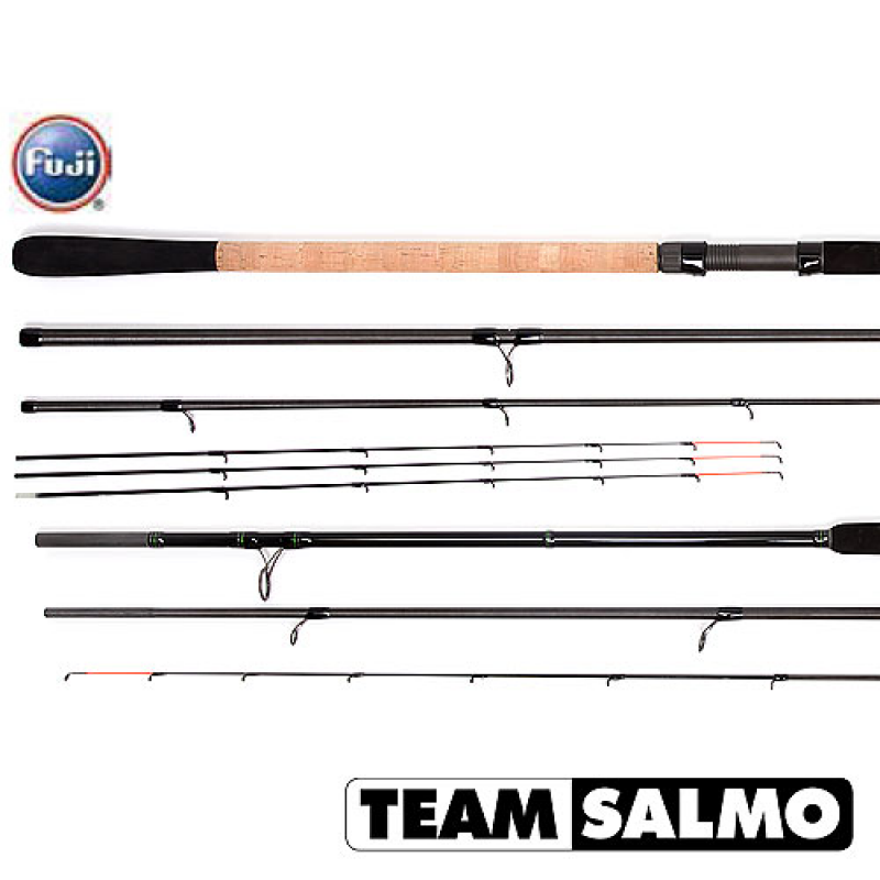 картинка Удилище фидерное Team Salmo ENERGY Feeder 120 3.60