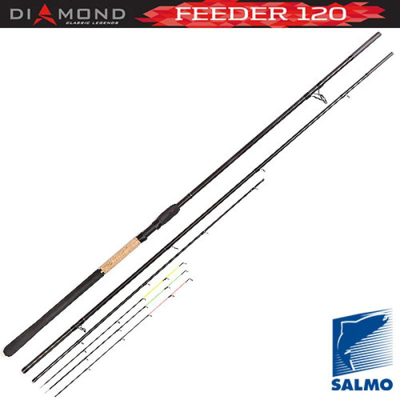 картинка Удилище фидерное Salmo Diamond FEEDER 120 3.90