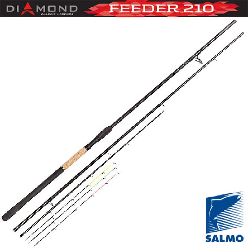 картинка Удилище фидерное Salmo Diamond FEEDER 210 3.90