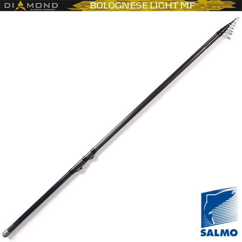 Удилище поплавочное с кольцами Salmo Diamond BOLOGNESE LIGHT MF 6.00