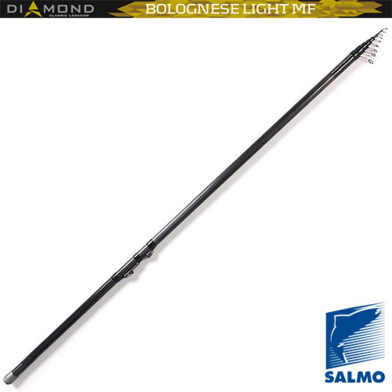 картинка Удилище поплавочное с кольцами Salmo Diamond BOLOGNESE LIGHT MF 6.00