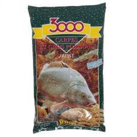 Прикормка Sensas 3000 CARP Jaune 1кг