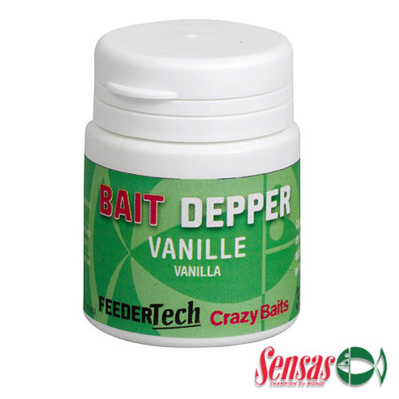 Ароматизатор Sensas Feeder BAIT DIPPER Vanilla 30мл