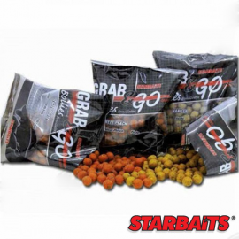 Картинка Бойли тонущие Starbaits Performance Baits GRAB & GO Strawberry 10мм 0.5кг