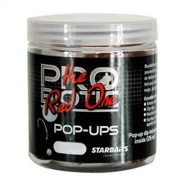 Картинка Бойлы плавающие Starbaits PROBIOTIC Red Pop Up 14мм 60гр