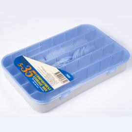 Картинка Коробка рыболовная универсальная ALLROUND 300*200*47