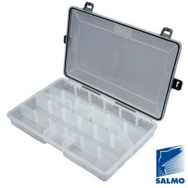 Коробка рыболовная водонепроницаемая Salmo WATERPROOF 360x230x52мм