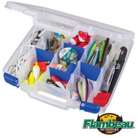 Коробка рыболовная пластиковая Flambeau 8415 TUFF TAINER ZERUST