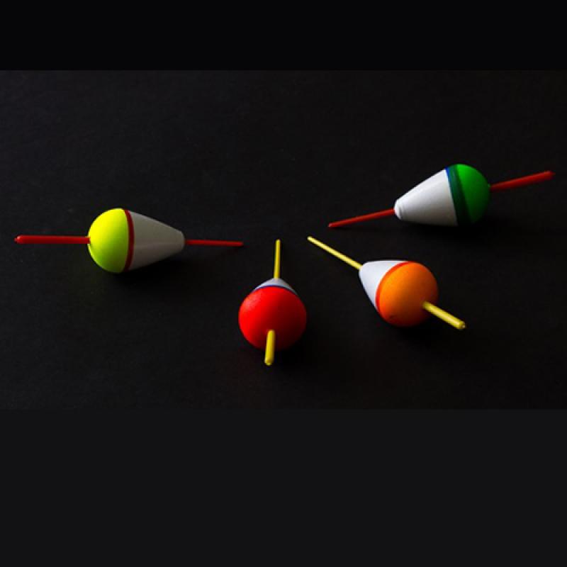 картинка Поплавок пенопласт КАПЛЯ 40мм 6,0г