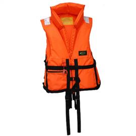 Картинка Жилет спасательный с воротником детский до 040кг