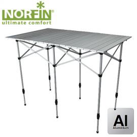 Картинка Стол складной Norfin GLOMMA-M NF Alu 110x70