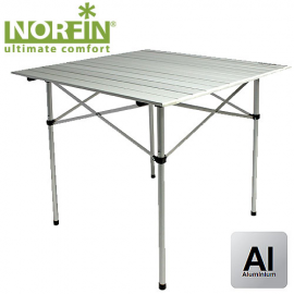 Картинка Стол складной Norfin GLOMMA-S NF Alu 70x70