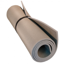 Картинка Коврик туристический однослойный серый 1800х600х8мм