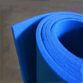 Картинка Коврик туристический синий 1800х600х10мм
