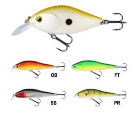 Воблер Fisherman O-CRANK PR