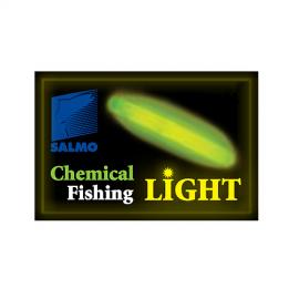 Картинка Светлячки Salmo CHEFL 4.0х39мм 2шт.