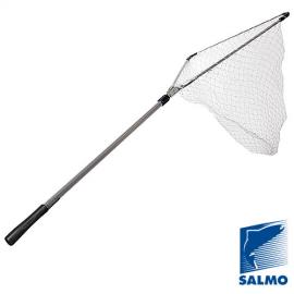 Картинка Подсачек складной Salmo 250х70х70см корд