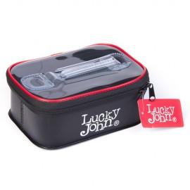 Картинка Емкость для прикормки, насадки и аксессуаров Lucky John EVA 210*145*80