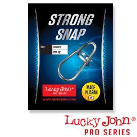 Застёжки LJ Pro Series STRONG 015 5шт.
