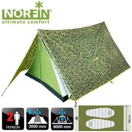 Картинка Палатка 2-х местная Norfin TUNA 2 NC
